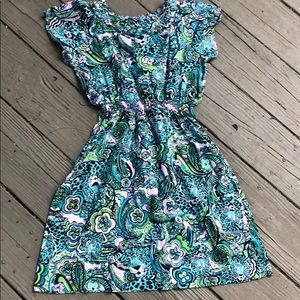 Lilly Pulitzer size 10 Dress
